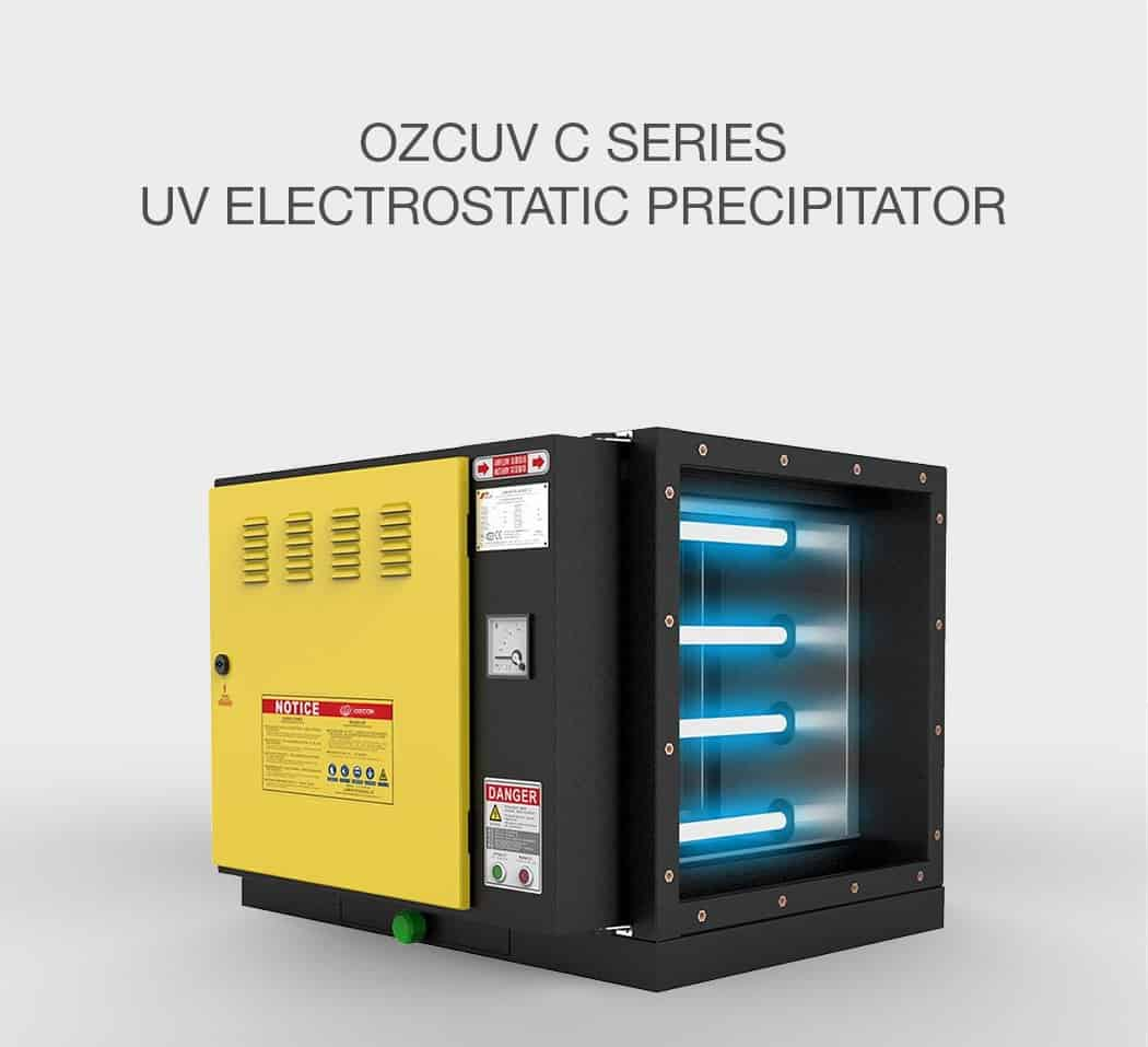 Electrostatic Precipitator UV